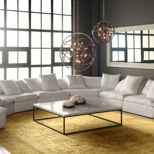 063-TIMOTHY OULTON-Luscious Modular Sofa-Removable Cover