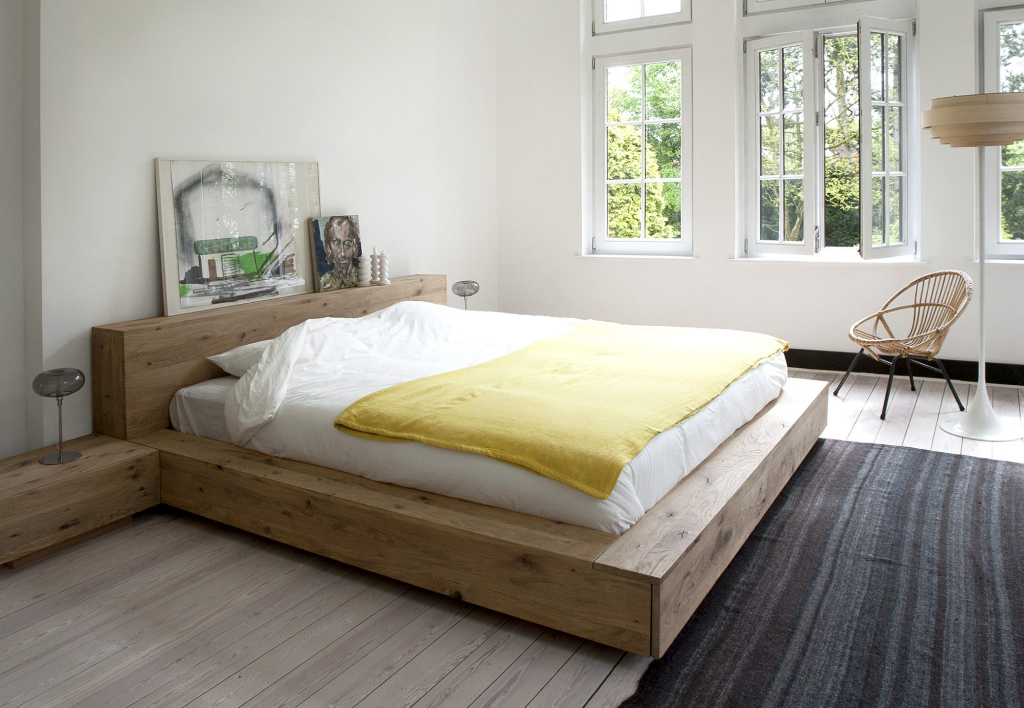 51201 Oak Madra bed (3)